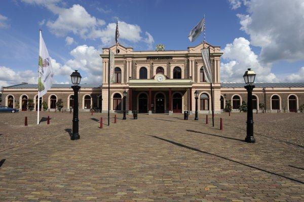 28 maart: start verkoop in Spoorwegmuseum